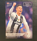 2018-19 Topps Now UEFA Champions League Soccer Cards Checklist 6