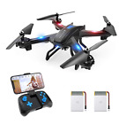 Drones With Camera For Adults Kids Quadcopter Live Video Long Range Blade 720