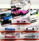 HOT WHEELS 2020 CAR CULTURE MODERN CLASSICS SET OF 5 CAR HONDA NISSAN IN STOCK