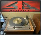 JnB Audio Updated Turntable Dust Cover for Empire 598  Made is USA