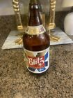 Man Cave Decoration Beer Bottle Early Blitz Weinhard Bottle With Paper Label W1