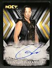 2017 Topps WWE NXT Wrestling Cards 14