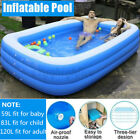 Children Adult Inflatable Pools Kids Swimming Family Pool Home Outdoor Indoor