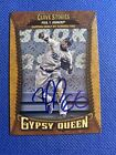 2014 Gypsy Queen Glove Stories Yasiel Puig Auto Signed Autograph Dodgers