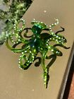 Blown Glass Octopus Figurine beautiful