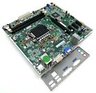 HP Pro 3500 Series Desktop Motherboard LGA 1155 Socket H2 DDR3 SDRAM 696234 001