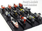 Ducati Set of 12 different 1 32 Scale Diecast Models by NewRay