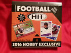2016 Sage Hit High Series Football Exclusive Sealed Hobby Box