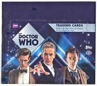 2015 TOPPS BBC Doctor Who Trading Cards Hobby Box 24 Packs New & Sealed