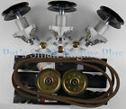Cub Cadet 54 RZT54 Deck Rebuild Kit G6 GATOR Blade Spindles Pulleys Belt  Hdwr