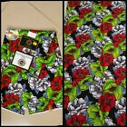 African Print Fabric 6 Yards 100 Cotton Wax Cotton Bright