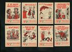 1959 Topps Funny Valentines Series 1 Complete Set NM (MJCards)