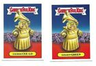 2017 Topps GPK Wacky Packages Thanksgiving Trading Cards 13
