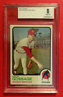 Top 10 Goose Gossage Baseball Cards 13