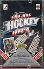 1990-91 Upper Deck High Series French Edition Factory Sealed Box Rare Federov?