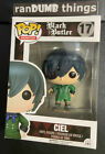 Funko Pop Black Butler Vinyl Figures 9
