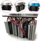 12V 240W 3 Chip Semiconductor Refrigeration Cooler DIY Radiator Cooling Device