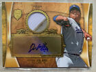 2013 Topps Supreme Hyun-Jin Ryu AUTO Autograph Jersey Patch Relic #25 25 NMMT