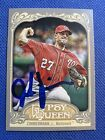 2012 Topps Gypsy Queen Baseball Cards 28