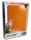 Ideal CAPTAIN ACTION SGT. FURY BOX for 12