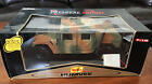 HUMVEE Premier Edition Camo Diecast 118 Scale By Maisto 2000 New In Box
