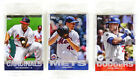 2020 Topps UTZ Chips Baseball Promo Three Sealed Packs 9 Cards and 3 Coupons