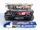 Lot of 3 Grip Winners Circle Nascar Truck And Trailer 164 Scale Diecast