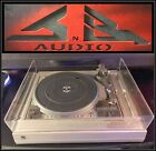 Dual 1258 Custom low profile NEW JnB Dust Cover for Turntable  Made in USA