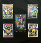 2020 Donruss Football Aaron Rodgers 4 5 Autograph With Lot