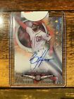 Bryce Harper 2018 Topps High Tek On Card Auto Autograph 13 20 Nationals