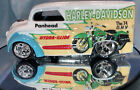Hot Wheels Dairy Delivery Harley Davidson Hydra Glide Panhead Riders It A Custom