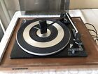 Panasonic Automatic Turntable Record Player RD 7703 Dust Cover Has Broken Corner