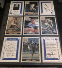 Whitey Ford 1992 Front Row Set With Autograph