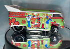 Hotwheels VW DRAG BUS The Mystery Machine Scooby Doo Its A Custom