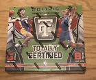 2017-18 Panini Totally Certified Sealed Hobby Box
