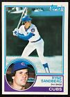 Top 10 Ryne Sandberg Baseball Cards 14