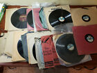 Lot of 28 Phonographic Antique Records 10 78 rpm