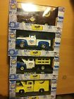 4 LOT 1956 Ford F 100 Moon Pie Auto Trucks M2 Machines 1 64 scale Release 1 MN01