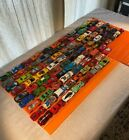 USED Hot Wheels Mixed lot Tracks Loops Jumps Cars Trucks Boosters as pictured