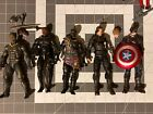2014 Upper Deck Captain America: The Winter Soldier Trading Cards 3