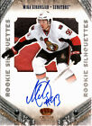 MIKA ZIBANEJAD 2011-12 Panini Crown Royale Rookie Silhouettes Auto RC RPA #37 99