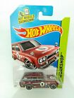 Hot Wheels 2014 Super Treasure Hunt 71 Datsun Bluebird 510 Wagon Mesh Grill
