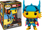 Funko Pop Marvel Black Light Figures 27
