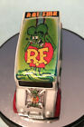 Hot Wheels Dairy Delivery RAT FINK   Real Rider Tires Its A Custom