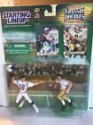 Vtg. Peyton Manning and Archie Manning 1999 Starting Lineup Classic Doubles NFL
