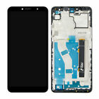 For Alcatel 3V (2019) 5032W Metro by T-Mobile LCD Touch Screen Digitizer Frame