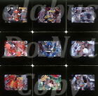 Lot of 9 Orig 1982 Slides ABSTRACT KALEIDOSCOPE VIEWS STREET PERFORMERS COSTUMES