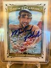 Looking for Gold? The 10 Best Michael Phelps Cards 31