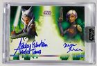 2019 Topps Star Wars Stellar Signatures Trading Cards 21