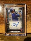 Kris Bryant 2020 Topps Tribute On Card Auto Autograph 24 50 Chicago Cubs